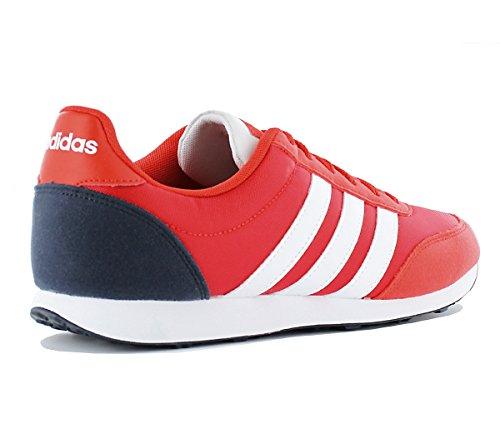 Rote Leder Sneaker Herrenschuhe – SACHA