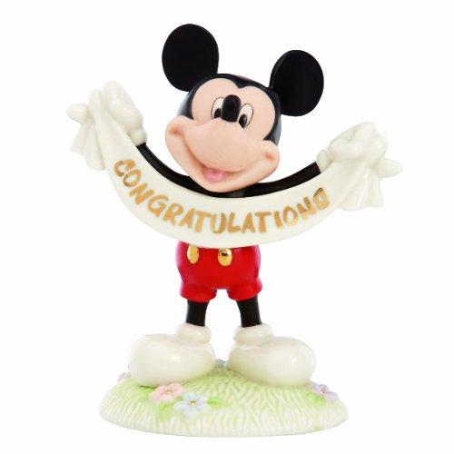 Lenox Mickey s Congratulations