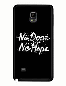 Dope Design Artistic Collection Cool Samsung Galaxy Note 4 Slim Fit Case yiuning's case