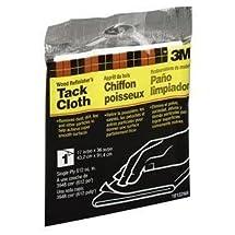 3M: 17X36 Tack Cloth 10132Na -2Pk