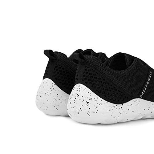amp;Walk Zapatillas Mujer Hv221302 Black para Break Negro 4axPwqAqp