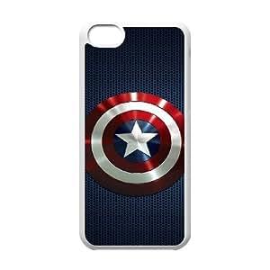 Captain America for iPhone 5C Phone Case Cover CA5878