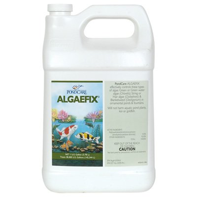 Pondcare AlgaeFix, 2-1/2 Gallon by PondCare