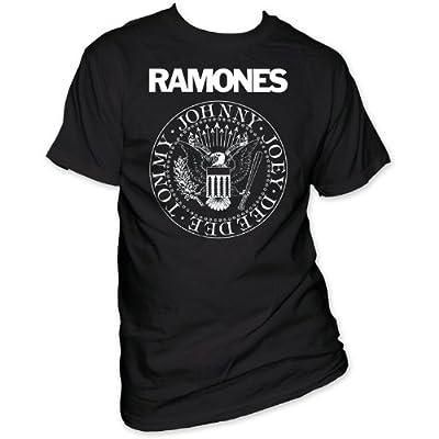 Impact Men's Ramones Presidential Seal T-Shirt