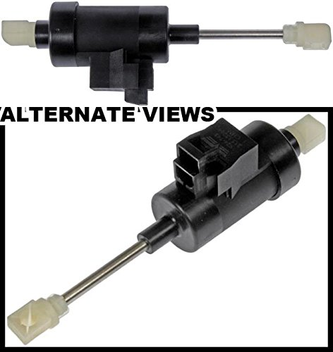 APDTY 035859 Transmission Shift Interlock Lock Control Solenoid Neutral Safety Switch Lever Fits 2003-2005 Chevy Impala or Monte Carlo w/Center Console Mounted Shifter (Repairs 21996062)