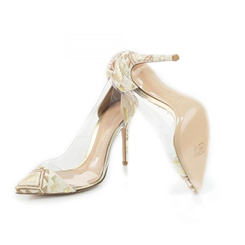 Gianvito Rossi Women's Court Shoes Beige beige o9OYUv49CP