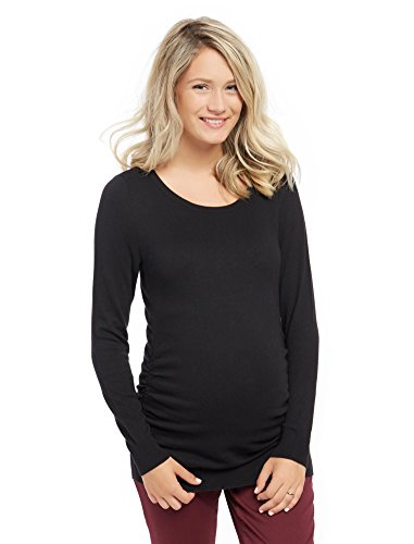 Motherhood Side Ruched Maternity Sweater product image
