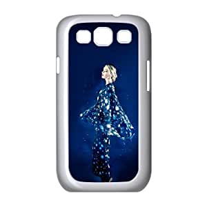 Samsung Galaxy S3 9300 Cell Phone Case White hd98 blue day elsa hosk victoria secret girl sexy bw SUX_105008