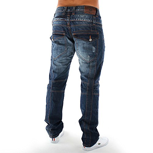 Men's Jeans Go Starled ID1096 Slim Fit (Straight Leg)