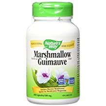Nature's Way Marshmallow Root Health Supplement, 100 Count