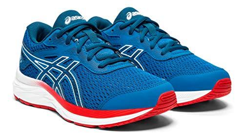 ASICS Kid's Gel-Excite 6 GS Running Shoes, 6.5, Lake -