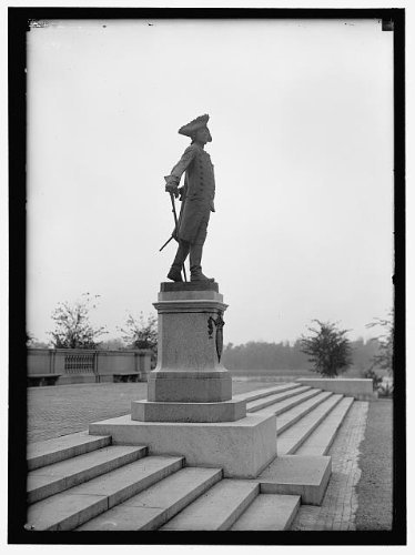 Photo: FREDERICK THE GREAT. KING OF PRUSSIA,1712-1786. STATUE - Prussia Of King Map