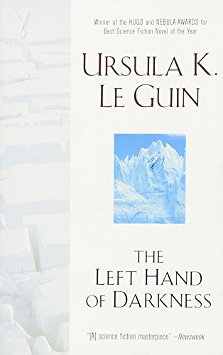 Book cover for The Left Hand of Darkness