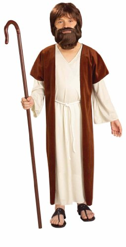 Chewbacca Girl Costumes (Forum Novelties Biblical Times Jesus Child Costume, Small)