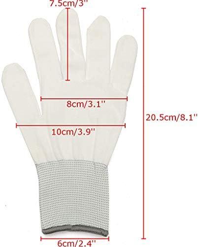 6 Paar Cotton Wrapping Handschuhe Elektronik