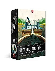 Capstone Games the Ruhr Board Games