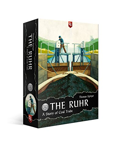 The Ruhr Board Games -