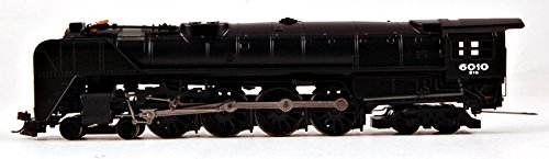Bachmann Industries New York Central 4-8-4 Locomotive & Tender with Operating Headlight ()