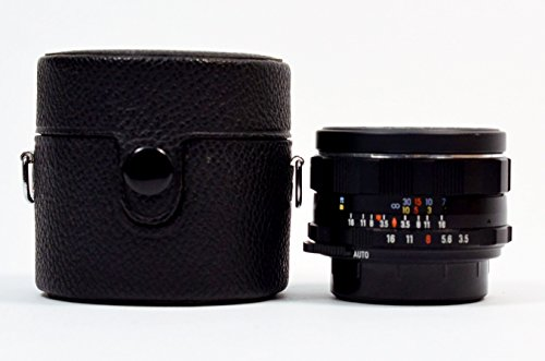 (PENTAX Super TAKUMAR 35mm F/3.5 MF Lens (M42 / thread mount))