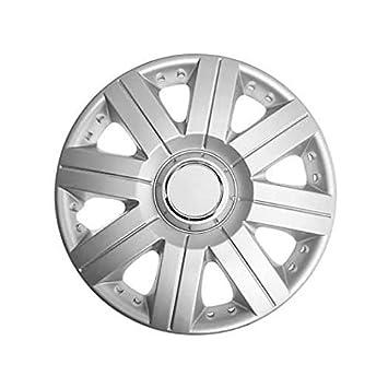 Capella, 16 Inch Motacare/® Universal ABS Plastic Wheel Trim Sets