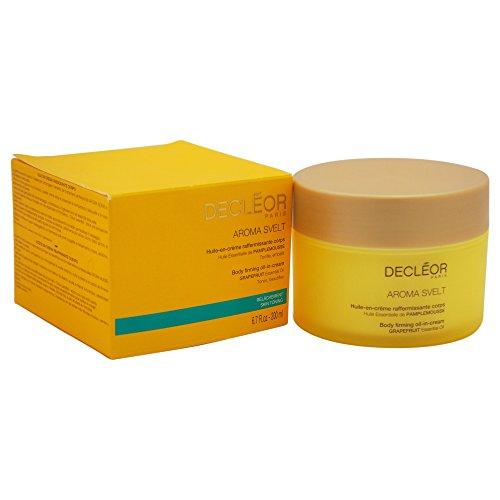 Decleor Gel Moisturizer - Decleor Aroma Svelt Body Firming Oil-in Cream, 6.7 Ounce