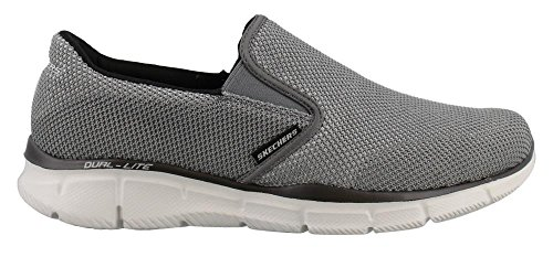 Gray Shoes Black on Slip Shryke Skechers Men's Equalizer 0wq1Xn4Y