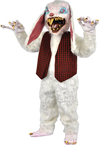 Morris Costumes Men's Peter Rottentail 1 Box=1 -