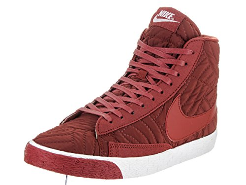 Nike 857664-600, Chaussures de Sport Femme Rouge