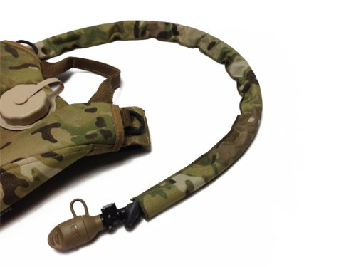 Multicam Hydration Tactical Pack Drink Tube Cover - Tube Hydration Cover