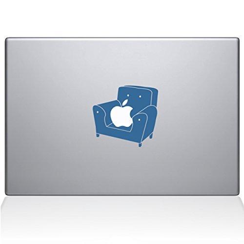 【高額売筋】 The Decal Pro Guru 1043-MAC-13P-LB Couch Couch Decal Vinyl Sticker 13 Macbook Pro (2015 & older) Blue [並行輸入品] B0788GP97Y, 豊岡市:8d072c97 --- a0267596.xsph.ru
