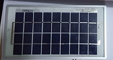 Gmxsolar Solar Panel 6V 3 Watt