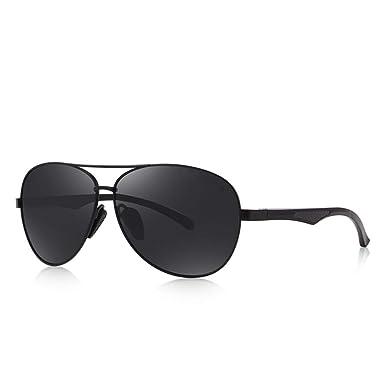 DEFJQQPL Sunglasses Gafas de sol para hombre HD Gafas ...
