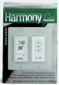 Nuheat Harmony Dual Voltage Floor Heating Programmable
