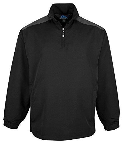 1/4 Zip Microfiber Pullover - 9