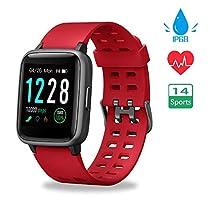 Oferta en Smartwatch, Reloj Inteligente Impermeable IP68