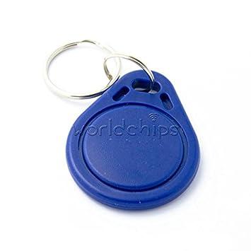 Sensor de proximidad RFID IC clave Etiquetas Keyfobs Token ...