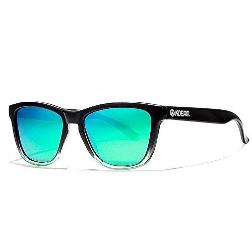NO46 Gafas Sol Sol Sol Hombres De De KTYX Deportivas Los NO44 De Ocasionales Gafas Gafas Polarizadas Color de FwqIEx6a