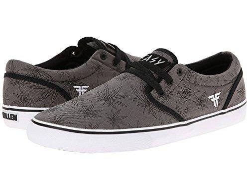 Fallen Men's FA-The Easy Skateboarding Shoe, Black Leaf, 13 M US