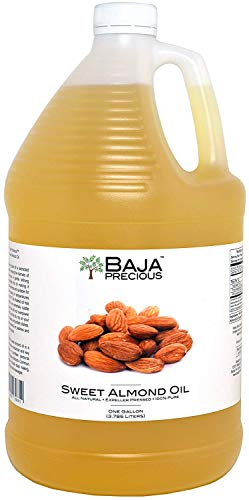 Baja Precious - Sweet Almond Oil, 1 Gallon