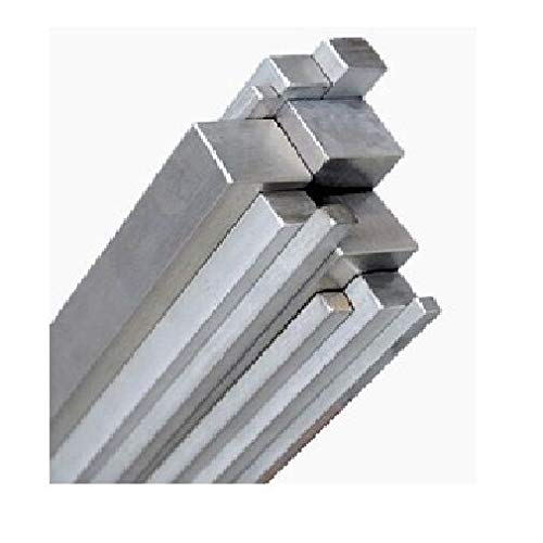 JumpingBolt 6061 T6511 Aluminum Bar 7/8 (.875'') x 4.0'' Wide x 48'' Length Material May Have Surface Scratches (0.875' Diamond)