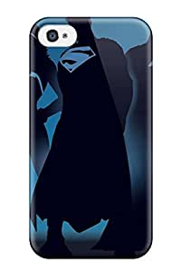 AmyAMorales LFthpLC6926rvCYo Protective Case For Iphone 4/4s(justice League)