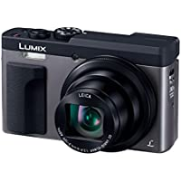 Panasonic Compact Digital Camera Lumix TZ90 Optical 30 times Silver DC-TZ90-S(Japan Import-No Warranty)