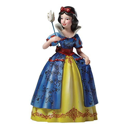 (Couture de Force Disney Masquerade Princess Snow White Figurine 4046625 New)