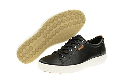 Ecco Soft 7 Homme Chaussures Noir - 49