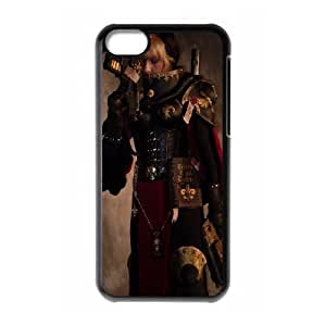 iphone5c phone case Black sisters of battle warhammer 40 000 THJ6948470