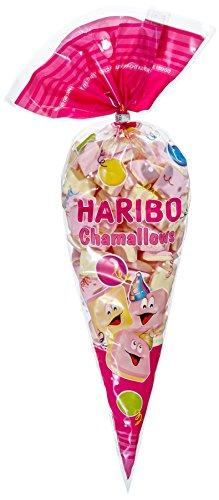 Haribo Chamallows Spitztüte,8er Pack (8x 250 g)