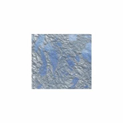 Paper Thai Marble Momi Sky/Silver 24X36