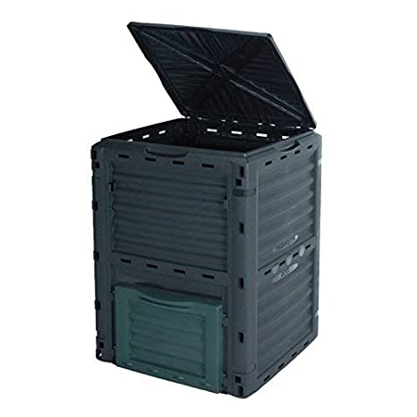 Cubo Conversor para Compostaje Ecológico de 300 Litros 776861 ...
