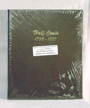(Dansco Half Cents 1793-1857 Album #7098 )