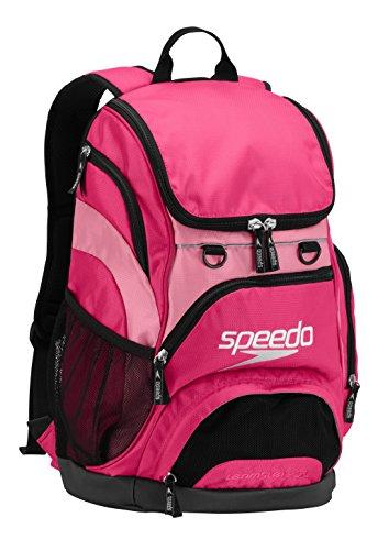 speedo-medium-teamster-backpack-fuchsia-black-25-liter